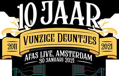 10 Jaar Vunzige Deuntjes | AFAS Live, Amsterdam