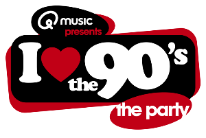 I love the 90s - The Party 2021